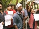 Video : Delhi University Sends New Proposal, But Stand-off Continues