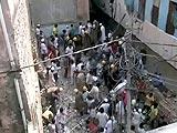 Video : दिल्ली के इंद्रलोक इलाके में इमारत गिरी, 10 की मौत