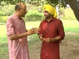 Video: Walk The Talk with Bhagwant Mann