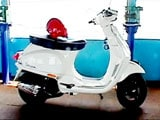 Vespa Brings Global Plan Into India