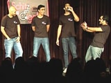 Video: Comedy Time With Our Rising Stars