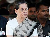 Video : Witch Hunt, Says Sonia Gandhi About National Herald Controversy
