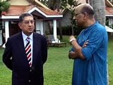 Video: Watch: Walk The Talk with N Srinivasan (Part 2)