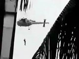 Video : Chopper Airlifts Fireman From Burning Mumbai High-Rise; One Dead