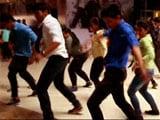 Video : दिल्ली में डांस की मस्ती