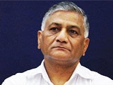 Video: CBI's U-Turn On Ex-Army Chief VK Singh's Bribery Charge: NDTV Exclusive