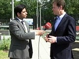 Video: Any Visit by Narendra Modi Will be Very Special: Britain's Deputy PM Nick Clegg to NDTV