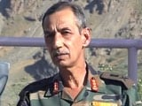 Video: 'Need to be More Vigilant About Infiltration': Northern Army Commander To NDTV