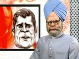 Video: Manmohan Singh Keeps Mum!