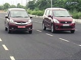 New Honda Mobilio Clashes With Maruti Suzuki Ertiga