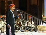 Video : The Musical Traditions of Rajasthan