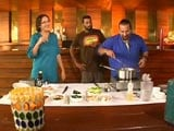 Video: Cook off With Rocky and Mayur