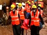 Video : Pune Landslide: 82 Dead, Sources Say More Villages at Risk