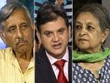 Videos : मुकाबला : गांधी परिवार के खिलाफ उठती आवाजें