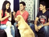 Video: Heavy Petting With a Lovely Couple Amar and Charlie