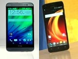 Video: An Elegant Eluga and Two New Phones From HTC