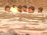 Video : To School, Here, Involves Daily 6-km Swim for Young Gujaratis