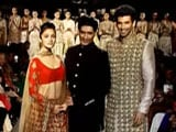 Video : Runway Recap: India Couture Week 2014, Day 4