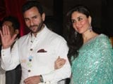 Video : Double Celebrations for Saif Ali Khan
