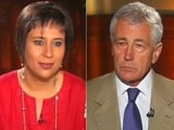 Video: Watch: The Chuck Hagel Interview - US Military Aid to Pakistan Being Used Against India?