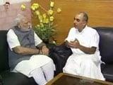 Video : जसवंत सिंह को देखने गए अस्पताल नरेंद्र मोदी