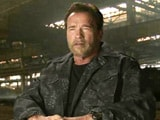 Video : <i>The Expendables 3</i> is a great concept: Arnold Schwarzenegger