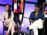 Video: The Making of Ajay Devgn's <i>Singham Returns</i>