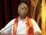 Video : आरएसएस प्रमुख भागवत ने भारत को फिर हिन्दू राष्ट्र बताया