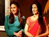 Video : Kareena Kapoor Restyles Her Wax Figure in <i>RA.One</i> <i>Sari</i>
