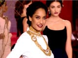 Video: Runway Recap: India Couture Week, Day 2