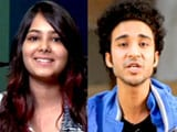 Video: MJ Show: Meet Raghav and Shraddha, the Young Superstars
