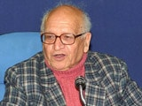 Video : Historian Bipan Chandra Dies At The Age of 86
