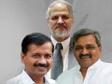 Video: खबरों की खबर : दिल्ली में सरकार बनाने का दांव−पेच