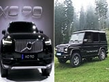 Home of the Mercedes-Benz G-Class, Volvo XC90 Preview & Maruti Ciaz Review