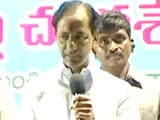 Video : KCR Threatens to 'Bury Alive' TV Channels That Dare to Insult Telangana