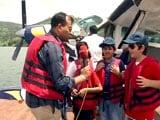 Video : अब सी-प्लेन से जाइए शिरडी