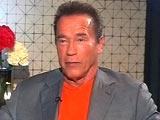 Video : Want to Do a Shankar Movie: Arnold Schwarzenegger to NDTV
