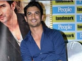 Video : Sushant Singh Rajput Denies Walking Out of <i>Paani</i>