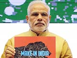 Video : 'This is the Step of a Lion': PM Modi on his Make-in-India Campaign