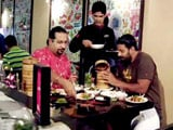 Video: Eat All You Can With Our Food Fanatics, Rocky and Mayur