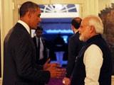 Videos : अमेरिकी राष्ट्रपति बराक ओबामा से पीएम नरेंद्र मोदी की मुलाकात