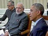 Videos : भारत और अमेरिका स्वाभाविक वैश्विक साझेदार हैं : पीएम मोदी