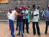 Video : In Bangalore, Teaching Archery to Visually Impaired Students
