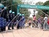 Video : हैदराबाद : फौजी इलाके में कथित रूप से जले बच्चे की मौत