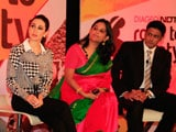 Video: Karisma Kapoor Launched the Diageo-NDTV Road To Safety Campaign