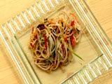 Video : Udon Noodles Salad