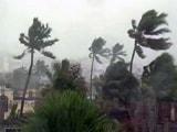 Video : हुदहुद : ओडिशा से दूर, विशाखापट्टनम के करीब