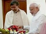 Videos : कैलाश सत्यार्थी ने की प्रधानमंत्री से मुलाकात