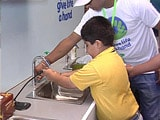 Video : Global Handwashing Day: Students Join in to Support the Campaign