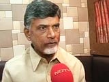 Video: Hands-On in Vizag, Chandrababu Naidu is Working Out of a Bus